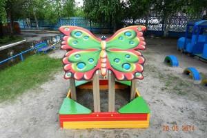 МФ–3.04 - Песочница «Бабочка»