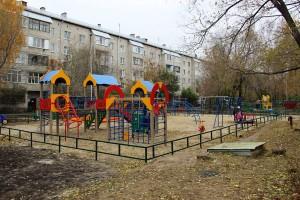 """ДИК 3.18 - Детский игровой комплекс """"Пионер"""""""