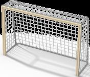Ворота гандбольные без сетки