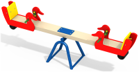 Качалка-балансир «Уточки»