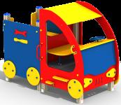 Машинка без горки