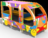 Автобус Графити