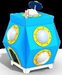Космический модуль