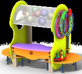 Двигательно - речевой комплекс