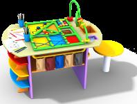 """Дидактический стол """"Почемучка"""""""
