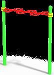 "Рукоход-змейка ""Atrix-Gym 5"""
