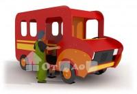 """Игровой комплекс """"Автобус"""""""