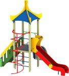 """Детский игровой комплекс """"Лиана с лестницей"""""""