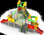 """Детский игровой комплекс """"Корона"""""""