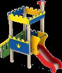"""Детский игровой комплекс """"Шахматная башня"""""""