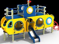 """Детский игровой комплекс """"Подводная лодка"""""""